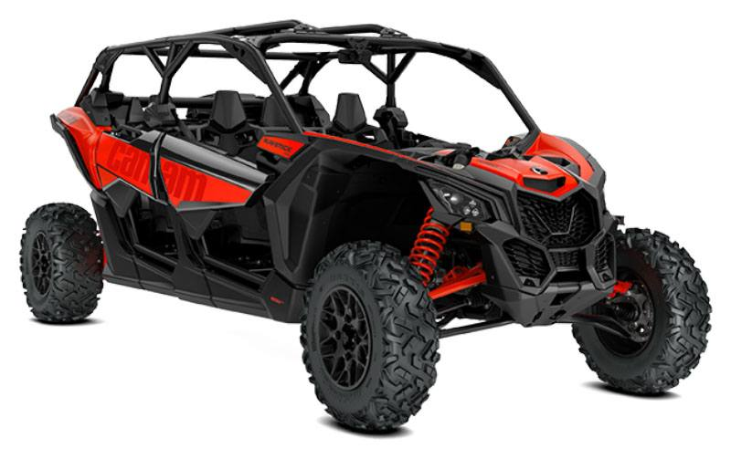 2021 Can-Am Maverick X3 MAX DS Turbo R in Adams, Massachusetts