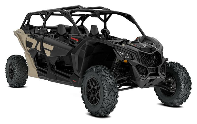 2021 Can-Am Maverick X3 MAX DS Turbo R in Jones, Oklahoma
