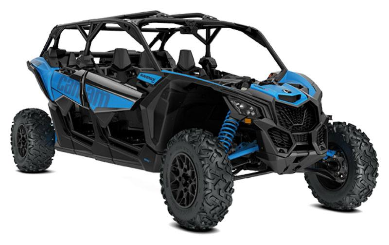 2021 Can-Am Maverick X3 MAX DS Turbo R in Brilliant, Ohio