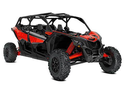 2021 Can-Am Maverick X3 MAX RS Turbo R in Barre, Massachusetts