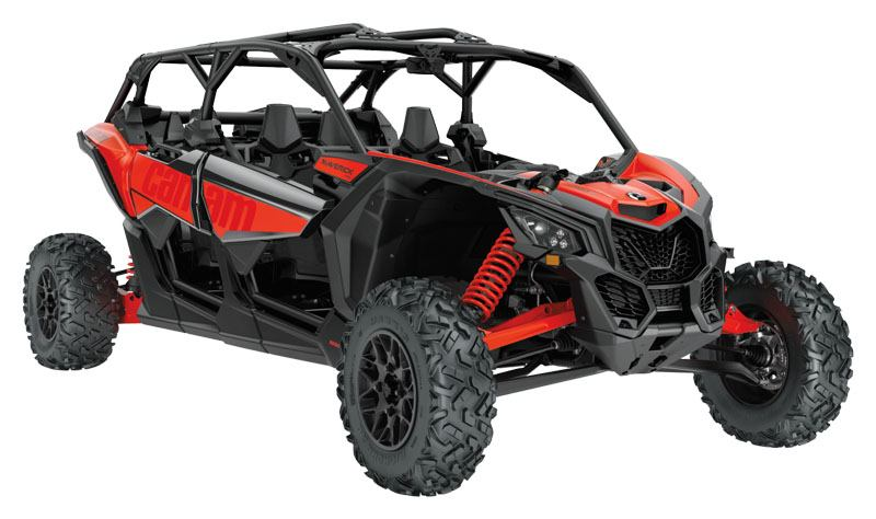 2021 Can-Am Maverick X3 MAX RS Turbo R in Colebrook, New Hampshire - Photo 1