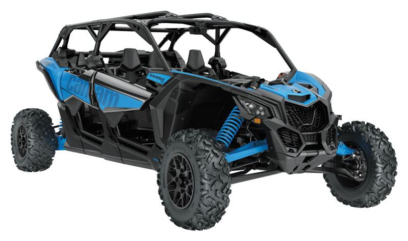 2021 Can-Am Maverick X3 MAX RS Turbo R in Oklahoma City, Oklahoma