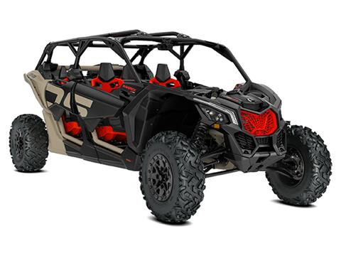 2021 Can-Am Maverick X3 MAX X DS Turbo RR in Barre, Massachusetts
