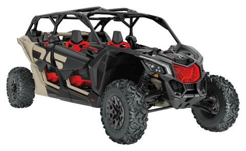 2021 Can-Am Maverick X3 MAX X DS Turbo RR in Woodruff, Wisconsin