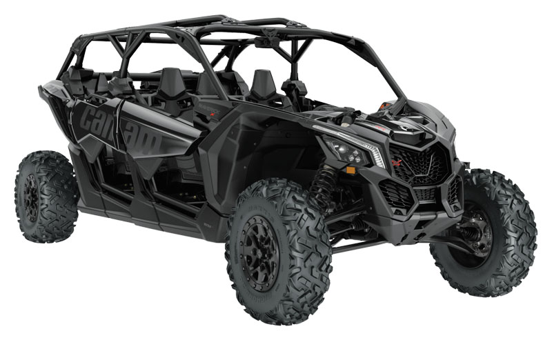 2021 Can-Am Maverick X3 MAX X DS Turbo RR in Ponderay, Idaho