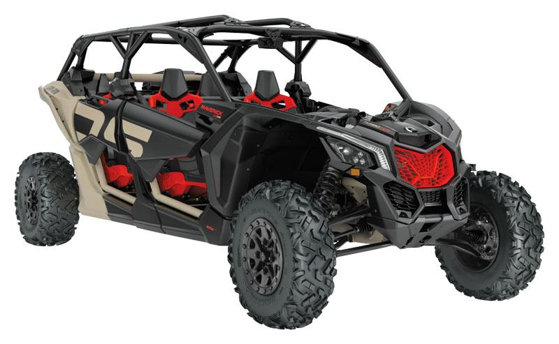 2021 Can-Am Maverick X3 MAX X DS Turbo RR in Lancaster, New Hampshire - Photo 1