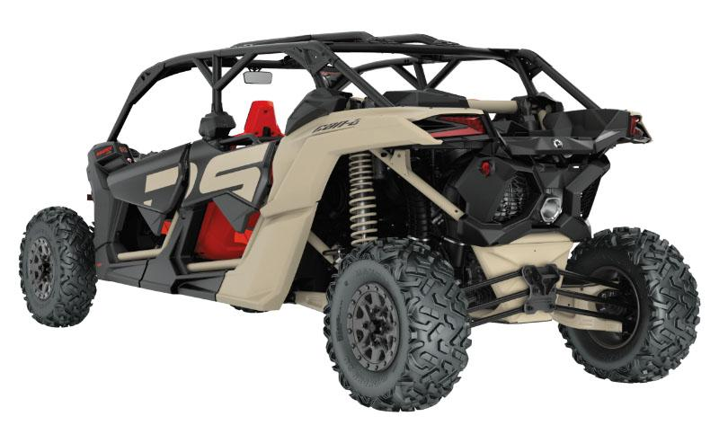 2021 Can-Am Maverick X3 MAX X DS Turbo RR in Ames, Iowa - Photo 2