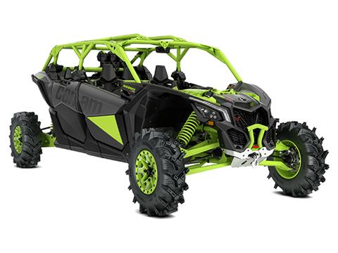 2021 Can-Am Maverick X3 MAX X MR Turbo RR in Barre, Massachusetts