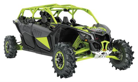 2021 Can-Am Maverick X3 MAX X MR Turbo RR in Woodruff, Wisconsin