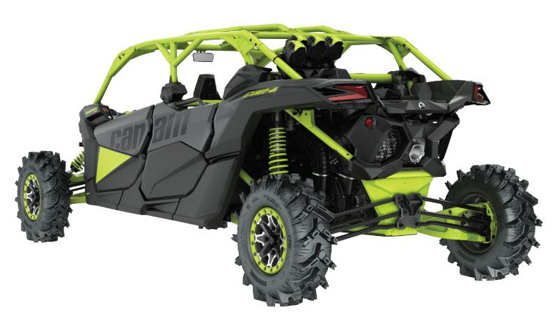 2021 Can-Am Maverick X3 MAX X MR Turbo RR in Hillman, Michigan - Photo 2