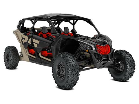 2021 Can-Am Maverick X3 MAX X RS Turbo RR in Woodruff, Wisconsin