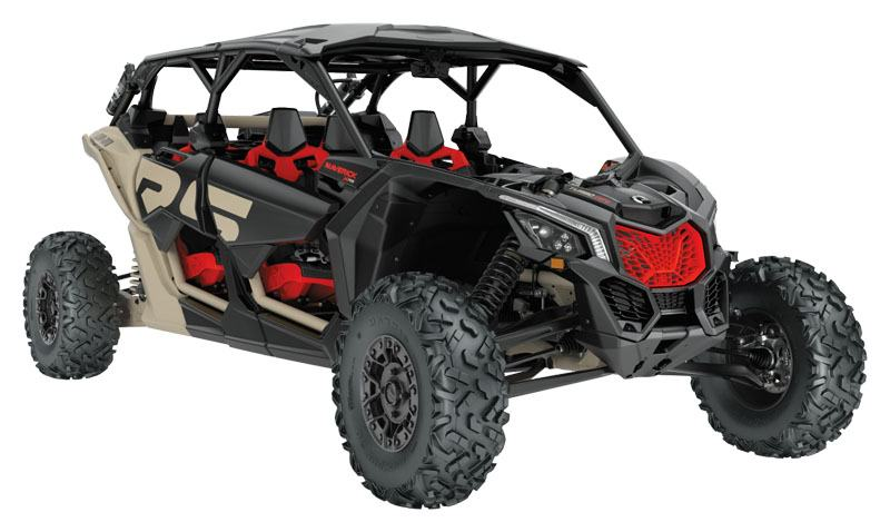 2021 Can-Am Maverick X3 MAX X RS Turbo RR in Jones, Oklahoma