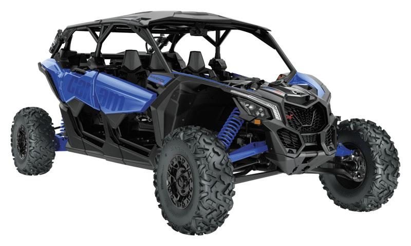 2021 Can-Am Maverick X3 MAX X RS Turbo RR in Bennington, Vermont - Photo 1