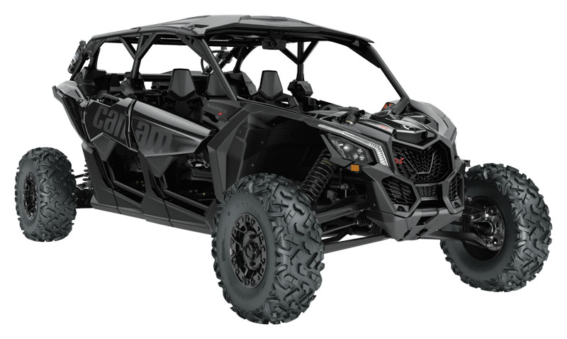 2021 Can-Am Maverick X3 MAX X RS Turbo RR in Adams, Massachusetts