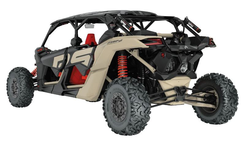 2021 Can-Am Maverick X3 MAX X RS Turbo RR with Smart-Shox in Brilliant, Ohio