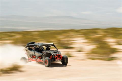 2021 Can-Am Maverick X3 MAX X RS Turbo RR with Smart-Shox in Santa Rosa, California - Photo 4
