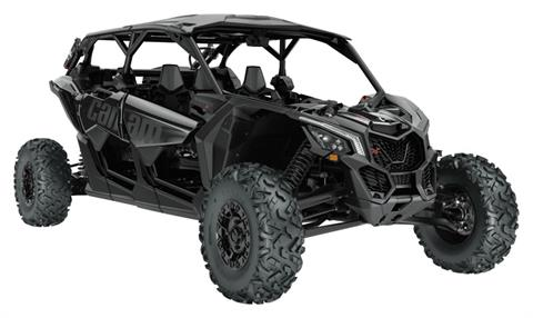2021 Can-Am Maverick X3 MAX X RS Turbo RR with Smart-Shox in Evanston, Wyoming