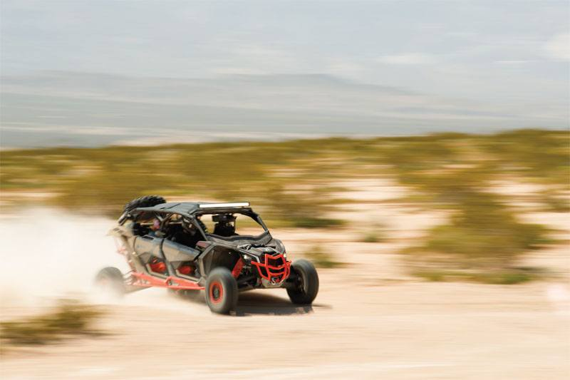 2021 Can-Am Maverick X3 MAX X RS Turbo RR with Smart-Shox in Lakeport, California - Photo 3