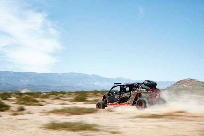 2021 Can-Am Maverick X3 MAX X RS Turbo RR with Smart-Shox in Laredo, Texas - Photo 4
