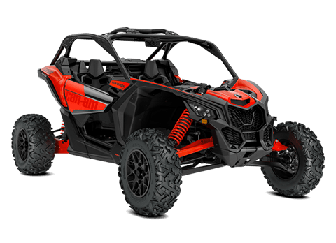 2021 Can-Am Maverick X3 RS Turbo R in Barre, Massachusetts