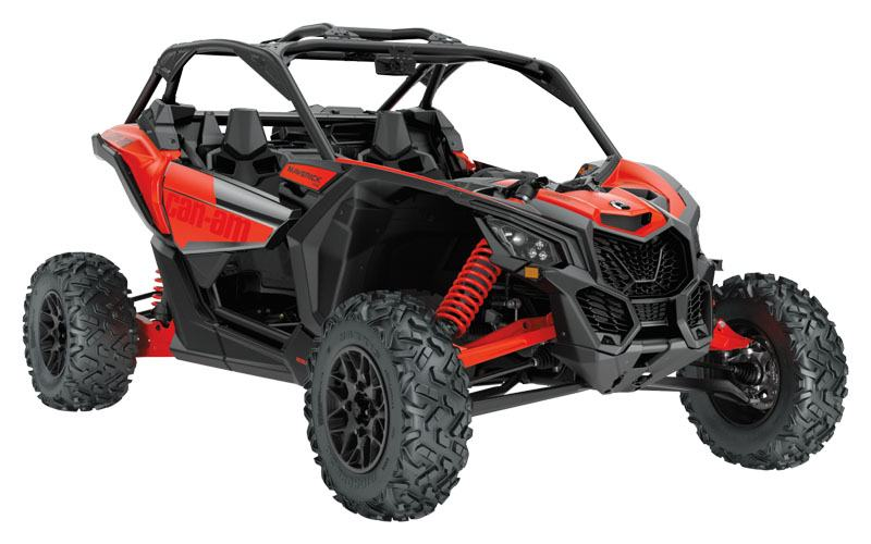 2021 Can-Am Maverick X3 RS Turbo R in Colebrook, New Hampshire