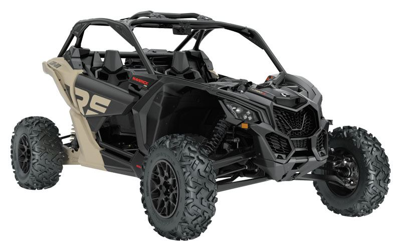 2021 Can-Am Maverick X3 RS Turbo R in West Monroe, Louisiana