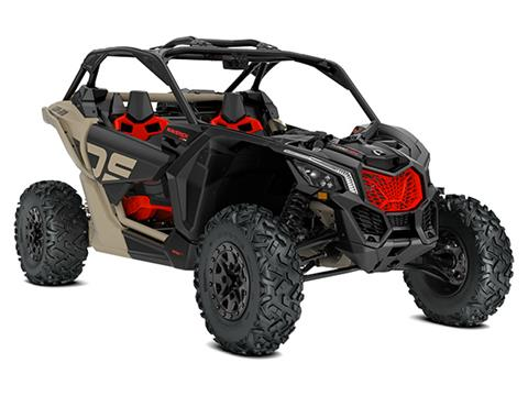 2021 Can-Am Maverick X3 X DS Turbo RR in Greenwood, Mississippi