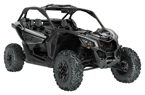 2021 Can-Am Maverick X3 X DS Turbo RR in Woodruff, Wisconsin