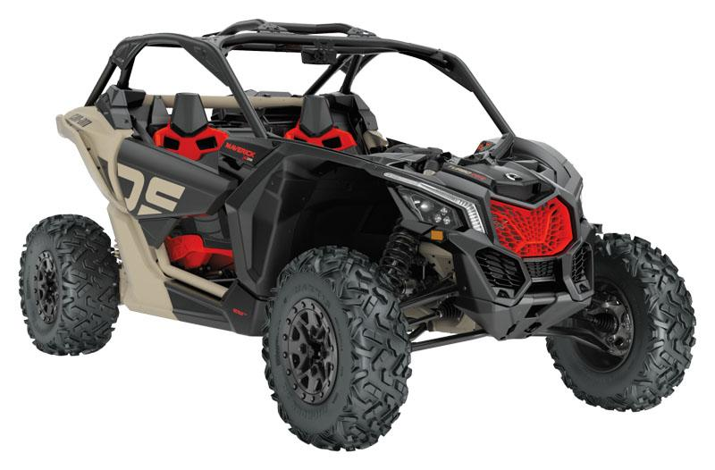 2021 Can-Am Maverick X3 X DS Turbo RR in Safford, Arizona - Photo 1