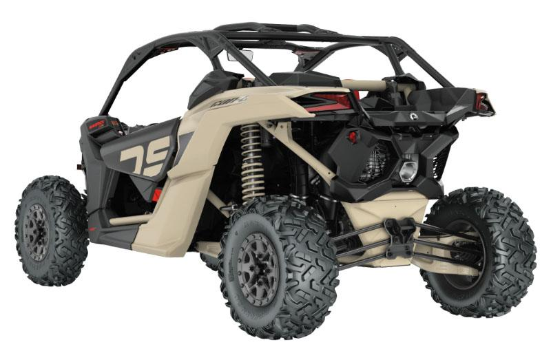 2021 Can-Am Maverick X3 X DS Turbo RR in Merced, California - Photo 2
