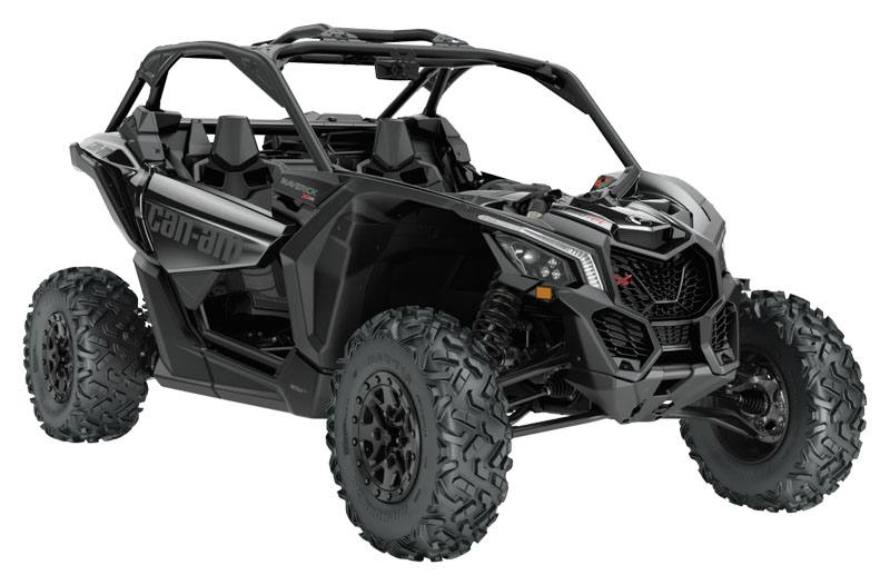 2021 Can-Am Maverick X3 X DS Turbo RR in Hillman, Michigan