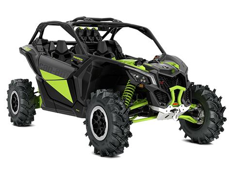 2021 Can-Am Maverick X3 X MR Turbo in Greenwood, Mississippi