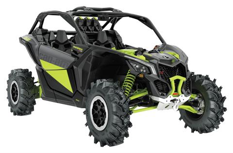 2021 Can-Am Maverick X3 X MR Turbo in Woodruff, Wisconsin