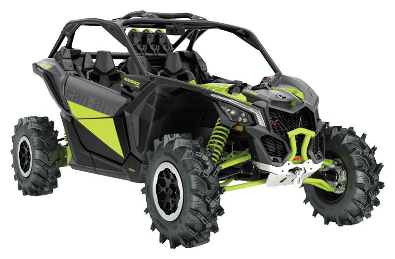 2021 Can-Am Maverick X3 X MR Turbo in Castaic, California
