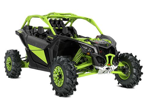2021 Can-Am Maverick X3 X MR Turbo RR in Barre, Massachusetts