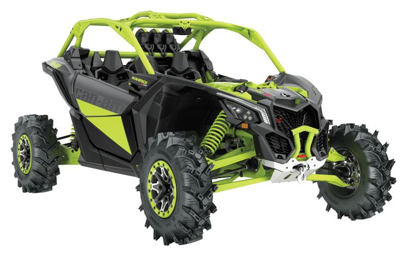2021 Can-Am Maverick X3 X MR Turbo RR in Hollister, California - Photo 1