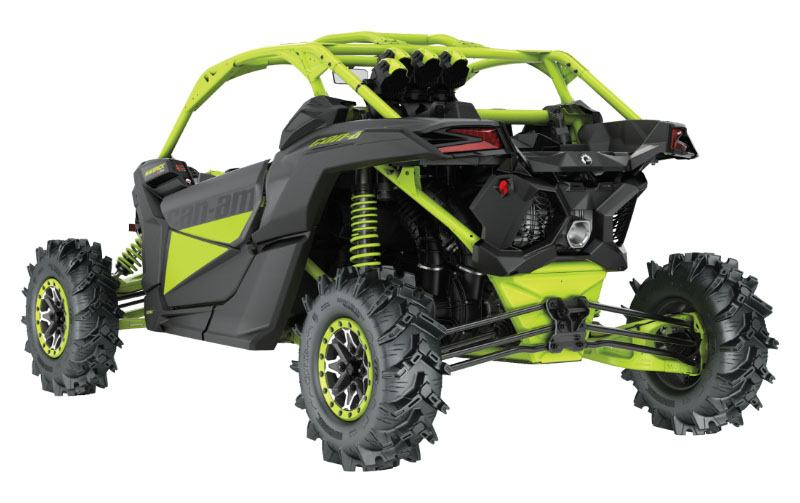 2021 Can-Am Maverick X3 X MR Turbo RR in Victorville, California - Photo 2