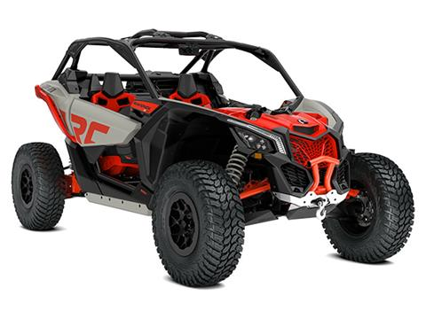 2021 Can-Am Maverick X3 X RC Turbo in Woodruff, Wisconsin