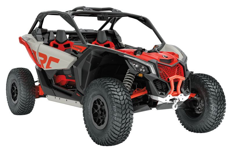 2021 Can-Am Maverick X3 X RC Turbo in Bennington, Vermont - Photo 1