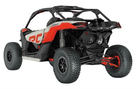 2021 Can-Am Maverick X3 X RC Turbo in Woodruff, Wisconsin - Photo 2