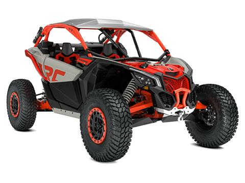 2021 Can-Am Maverick X3 X RC Turbo RR in Barre, Massachusetts