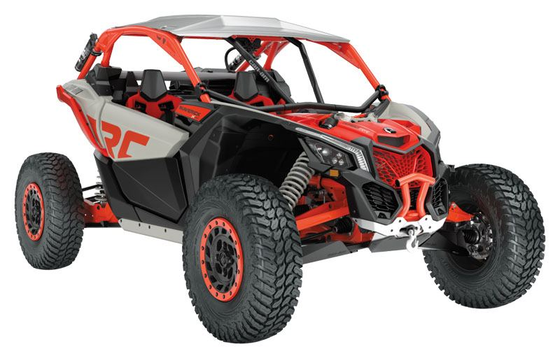 2021 Can-Am Maverick X3 X RC Turbo RR in Mineral Wells, West Virginia - Photo 1