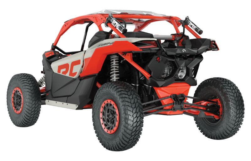 2021 Can-Am Maverick X3 X RC Turbo RR in Castaic, California - Photo 2