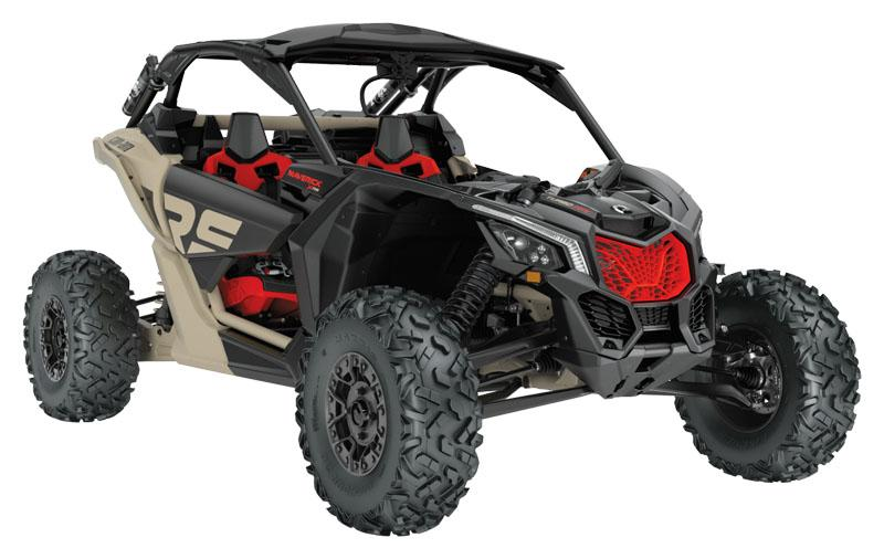 2021 Can-Am Maverick X3 X RS Turbo RR in Shawnee, Oklahoma
