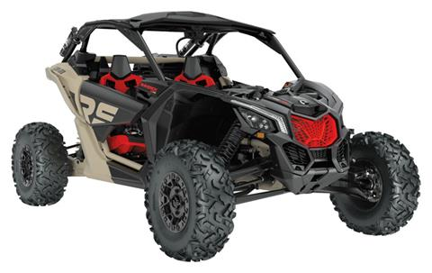 2021 Can-Am Maverick X3 X RS Turbo RR in Honeyville, Utah