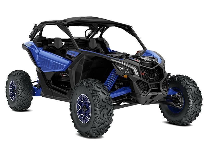 2021 Can-Am Maverick X3 X RS Turbo RR in Franklin, Ohio