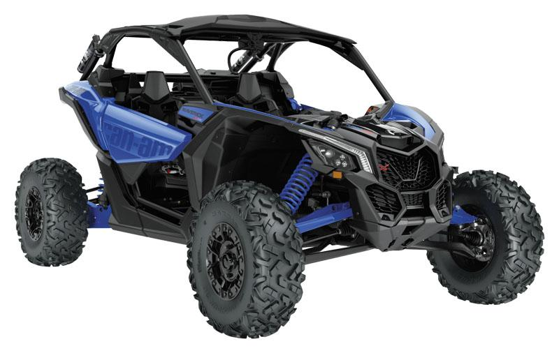 2021 Can-Am Maverick X3 X RS Turbo RR in Conroe, Texas - Photo 1