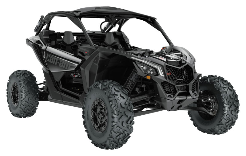 2021 Can-Am Maverick X3 X RS Turbo RR in Colebrook, New Hampshire
