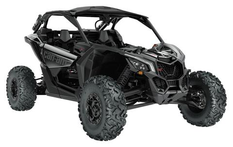 2021 Can-Am Maverick X3 X RS Turbo RR in Jones, Oklahoma