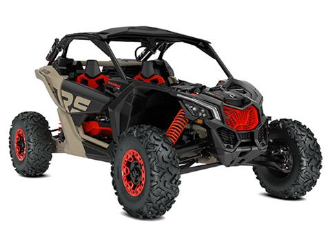 2021 Can-Am Maverick X3 X RS Turbo RR with Smart-Shox in Ontario, California